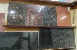 Polished Slab Granite Tiles, For Flooring, Thickness: 15 mm
