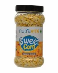 Freeze Dried Sweet Corn, PET Bottle, Packaging Size: 300,500g and 1 Kg