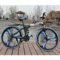 BMW Folding Slim Tyre Bicycle