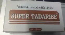 Tadalafil Dapoxetine Tablet
