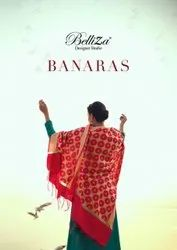 Ladies Designer Banarasi Suit
