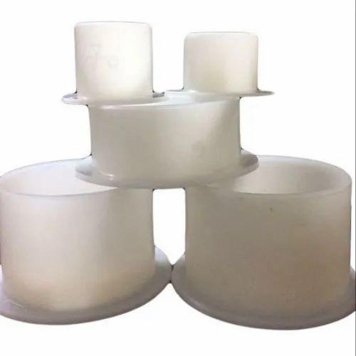 White Plastic Core Plug