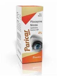 Pilocarpin Nitrate 4% Eye Drops