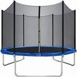 Mild Steel Trampoline (Balance Coordination Unit) With Safety Net (150cm), For Household, Model Name/Number: Imi 1602b