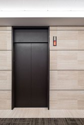Commercial MS Auto Door Elevator