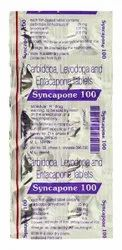 Syncapone 100 Tablet