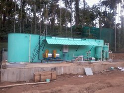 Aqua Revolutions Moving Bed Bioreactor (MBBR) MBBR Sewage Treatment Plant, 500 m3/day