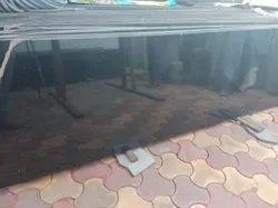 Telephone Black Granite Slabs for Countertops, Thickness: 15-20 mm