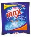 White Super Active Max 5 Kg Detergent Powder, For Laundry, Packaging Type: Packet