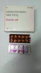 Dulata 60mg Tablet ( Duloxetine)