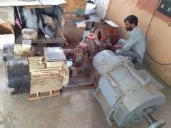 Motor Winding Repairing Services, AC, Service Center
