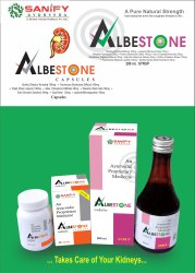 Ayurvedic Stone Removing and Alkaliser Syrup