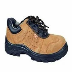 Zain ZM03 PU Leather Safety / Industrial Shoes