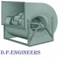 Centrifugal Blower Belt Driven 600 CFM