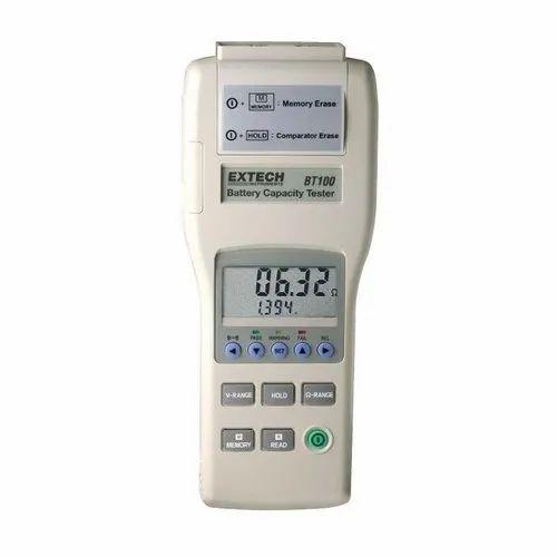 Techno Scientific Extech BT100 Battery Capacity Tester