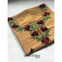 Designer custom Embroidered Kurtis