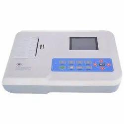 Digital ECG Machine, Number Of Channels: 6 Channels