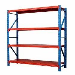 Mild Steel Metal Storage Racks