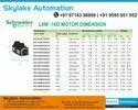 Lexium 16 Servo Motor BCH16HD04330A5C - 400 Watt