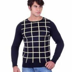 Round Neck Full Sleeves Ogarti Cotton Sweater