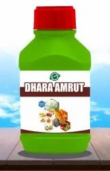ORGANIC FERTILIZER Packaging Size: 500 Ml DHARA AMRUT, For Agriculture