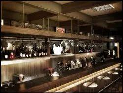 Bar Interior Decoration Service