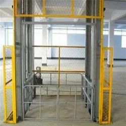 Load In Goods Lift Industrial Hydraulic Elevator