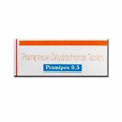Pramipex 0.5mg Tablet