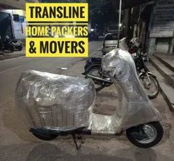 Packers Movers Bike Transport Service