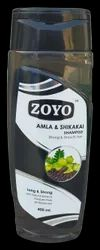 Amla And Shikakai Shampoo, For Personal, Packaging Size: 400 Ml