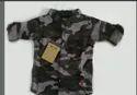 Cotton Regular Wear 1032fs Kids Shirt