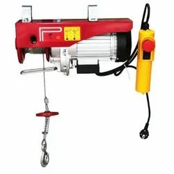 PA500 Solwet Electric Wire Rope Chain Winch Hoist