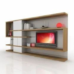 Modular TV Wall Unit