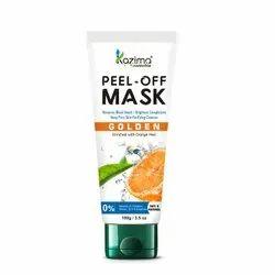 Kazima Golden Peel Off Mask