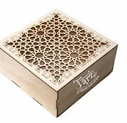 Wooden Multi-Purpose Box- 05