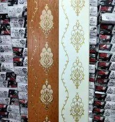Flower Shape PVC Panel Service, in Lucknow