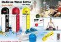 Medicine Water Bottle