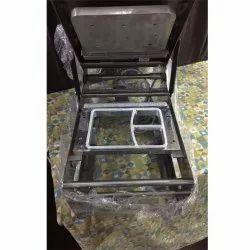 Mini 3 Compartment Tray Sealing Machine