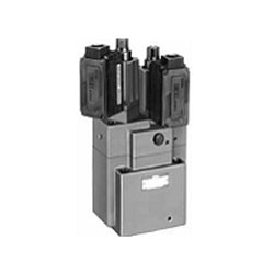 Proportional Electro-Hydraulic Flow Control and Relief Valve