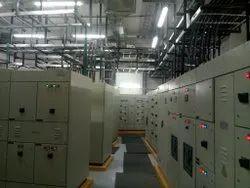 Internal & External Electrification Work