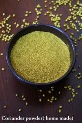 Home Made Coriander Powder, For Cooking, Packaging Type: PP Bag