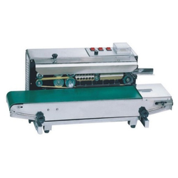 Continuous Band Sealer, Vertical