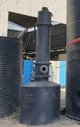 HDPE Spiral Scrubbers