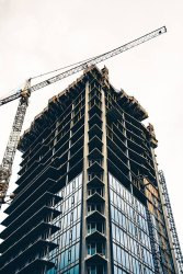 Concrete Frame Structures Hotel Construction Service
