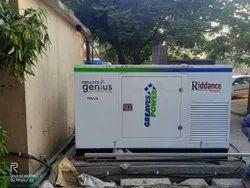 Greaves 50 KVA Diesel Generator, 3 Phase