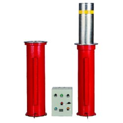 Automatic Rising Hydraulic Bollards