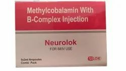 Methylcobalamin B Complex Injection, 5x2 Ml Ampoule
