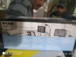 D Link Desktop Switch