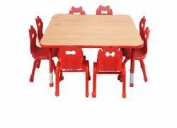 Kids Square Table
