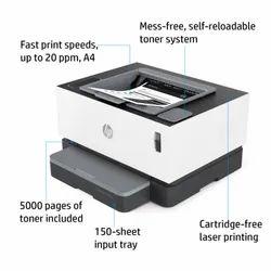 Hp Neverstop Laser Tank 1000a Printer
